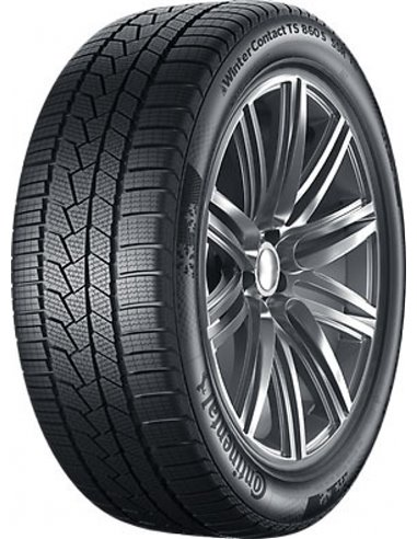 CONTINENTAL WINTER CONTACT TS860S 295/35 R21 107W XL