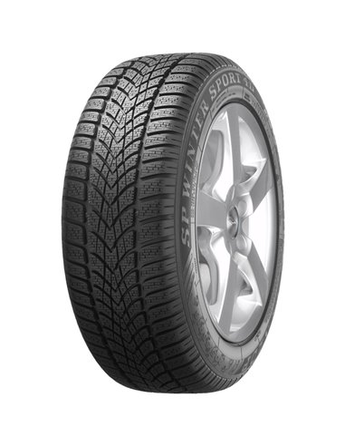 BARUM POLARIS 3 4X4 235/55R17 103V - IARNA